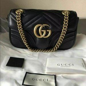 Gucci Marmont Bag 💕 Read Last Pic